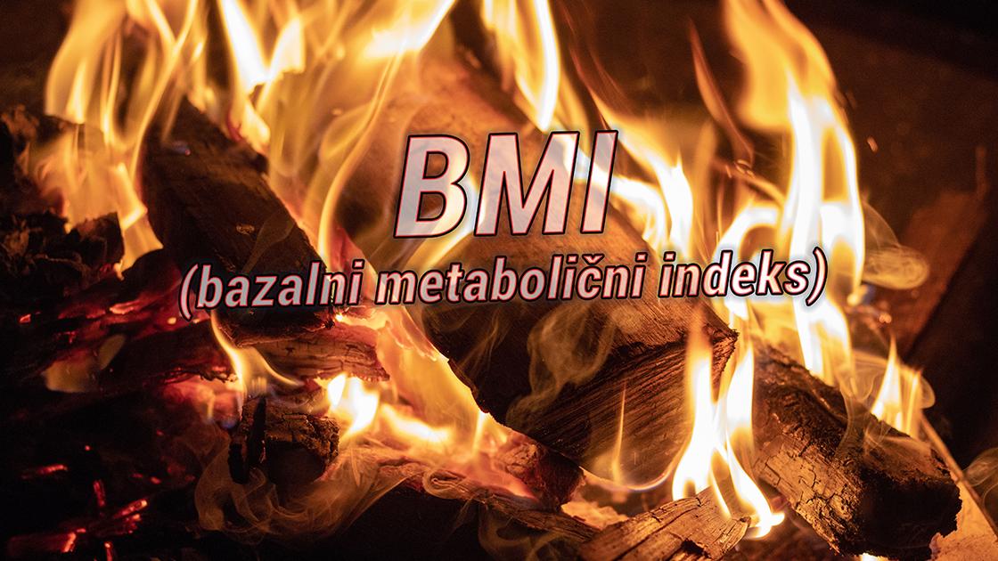 BMI, osnova pri hujšanju