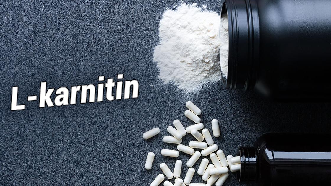 L-karnitin