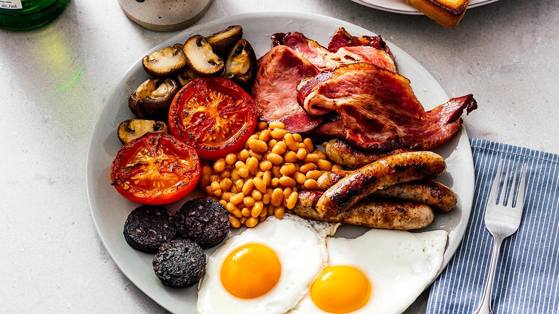 Beljakovinski zajtrk za izgubo maščobe